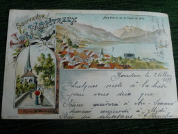 Souvenir De MONTREUX - VD Vaud