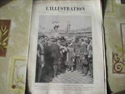 L'illustration (F), 30/8/1924, Le Retour En France De L'aviateur Pelletier Doisy - 1900 - 1949
