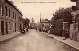 """Mont Saint Aignan Rare Ed. Et Superbe Animation Rue """"Louis Pasteur"""" TBE - Mont Saint Aignan"""