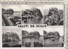 Scilla Reggio Calabria Saluti Vedute - Reggio Calabria
