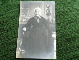 SALINS LES BAINS - Souvenir du Centenaire de Melle Lise BONNAVENT le 14 Octobre 1905