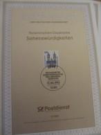 Bundesrepublik Deutschland, Brief / FDC -  Ersttagsbrief 1993