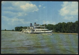 "Romania-""Tudor Vladimirescu"" River Vessel-ferryboat-ferry-used,perfect Shape - Ferries"