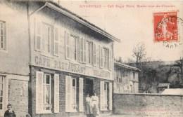 BINARVILLE CAFE RESTAURANT BOULANGERIE ROGER PEROT RENDEZ-VOUS DES CHASSEURS 51 MARNE - Francia