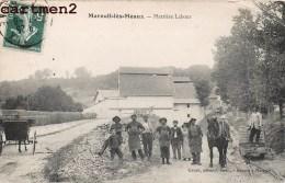 MAREUIL-LES-MEAUX PLATRIERES LABOUR TRES ANIMEE 77 - Ohne Zuordnung