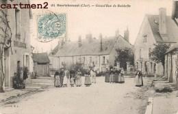 HENRICHEMONT GRAND'RUE DE BOISBELLE TRES ANIMEE 18 CHER - Henrichemont