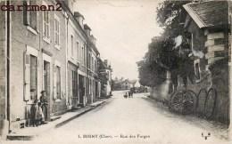 BIGNY RUE DES FORGES 18 CHER - France