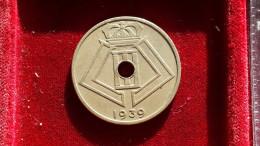 BELGIQUE - 25 Centimes 1939 - Frappe Médaille - 1934-1945: Leopold III