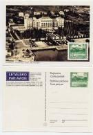 SLOVENIA 1994 UPU Anniversary Airmail Postal Card Unused  Michel LP2 - Slovenia