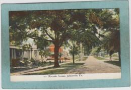 RIVERSIDE  AVENUE  .  JACKSONVILLE  - 1911 -   BELLE   CARTE - Jacksonville