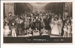 THEATRE - Les Saltimbanques, Février 1950 - Photo - Théâtre