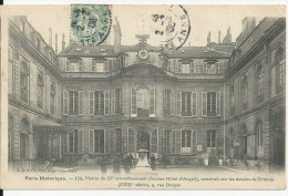 PARIS HISTORIQUE MAIRIE DU IX ARRONDISSEMENT CPA BE - Francia