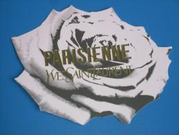 Cartes Parfumées  Carte YVES SAINT LAURENT PARISIENNE Ysl - Cartes Parfumées