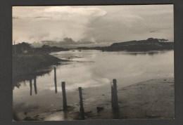 VIET-NAM  Paysages : Rivière De  Saigon   - Carte Voyagée  Sous Enveloppe  / N°254  Cliché Indochine - Viêt-Nam