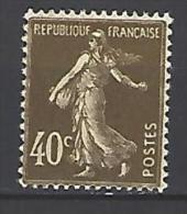 France 1924-1926 Semeuse N° 193 Neuf ** 1er Choix Luxe - France