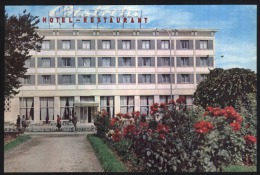 "Bacau-""Bistrita"" Hotel restaurant-unused,perfect shape"