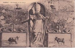 CPA Carnac - St-Cornély Et Ses Boeufs (12245) - Carnac