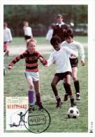 NETHERLANDS 1989  COMMEMORATIVE CARDS - Fútbol