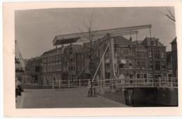 Alkmaar Fotokaart Bathbrug. Zie Scan. - Alkmaar