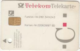 GERMANY - Deutsche Bundespost Telekom Credit Calling Card, Used - Non Classificati