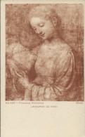 STUDIO - LEONARDO  DA VINCI - MILANO - PINACOTECA  AMBROSIANA -  NUOVA - Peintures & Tableaux