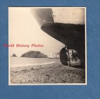 Photo ancienne amateur - Almu��car - Beau clich� avec Bateau - Playa / plage - 1959 - Granada - Espana