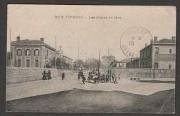 """FIRMINY  N° 5518  Les écoles Du Mas  / Circulée En Nov. 1916  Cachet """" VISE à Monistrol Par Le Service D'Interprète """" - Firminy"""