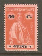 PORTUGESE GUINEA    Scott  # 168*  VF MINT HINGED - Portuguese Guinea