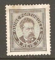 PORTUGESE GUINEA    Scott  # 22*  VF MINT LH - Portuguese Guinea