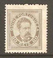 PORTUGESE GUINEA    Scott  # 28*  VF MINT LH - Portuguese Guinea