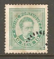PORTUGESE GUINEA    Scott  # 23  VF USED - Portuguese Guinea
