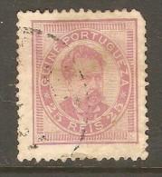 PORTUGESE GUINEA    Scott  # 25  VF USED - Portuguese Guinea