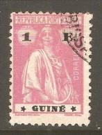 PORTUGESE GUINEA    Scott  # 174  F-VF USED - Portuguese Guinea