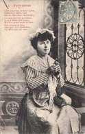 FLEUR SÈCHÈE - 1904 - France