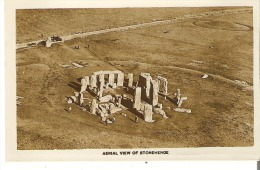 Aerial View Of Stonehenge Photo - Stonehenge