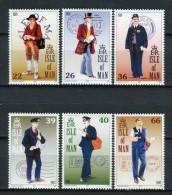 Isla De Man 2001. Yvert 950-55 ** MNH. - Isle Of Man