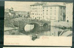 Livorno -   Quartière Detto La Venezia    - Fat85 - Livorno