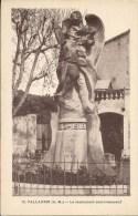 06 VALLAURIS MONUMENT AUX MORTS POUR LA PATRIE SUPERBE - Vallauris