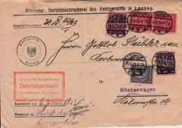 Luftpost  Deutsche Reich - Luchtpost