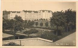 RIGA - 1936 , 1905 J. Park - Letonia