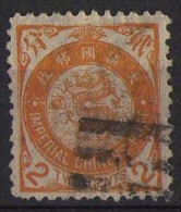 CINA (China): 2 Cents 1897 - Cina