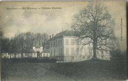 Boechout  Hof Moretus - Chateau Moretus  ( Geschreven Met Zegel 1 Cent ) - Boechout