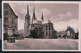 Marburg An Der Lahn - Bei Der Elisabethkirche - Marburg
