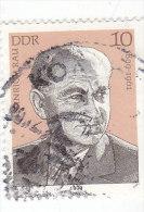 DDR 1979 - Yt  2121 Used - [6] Democratic Republic