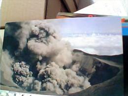"""COSTA RICA PEAK AND CRATER OF VOLCANO """"IRAZU"""" BEFORE THE ERUPTION    N1975 ER14431 - Costa Rica"""