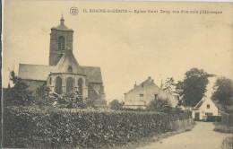 Braine Le-Comte  -  Eglise Saint Gery, Vue D'un Coin Pittoresque - Braine-le-Comte