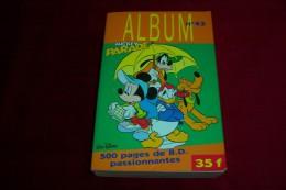 Mickey Parade  °°°°°°album N° 43      500 Pages - Disney