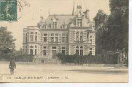 CHALONS SUR MARNE - Le Chateau - Châlons-sur-Marne