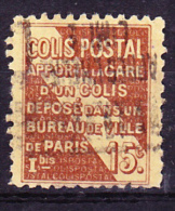 Frankreich France - Paketmarke/colis Posteaux 1932 - Gest. Used Obl. - Parcel Post
