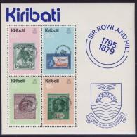 KIRIBATI 1979 ROWLAND HILL    YVERT  N�B1  NEUF MNH**